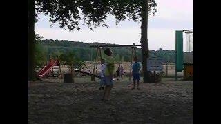 Aire de jeux - Camping La Poterie - Mosnes