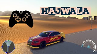 PLAYING HAJWALA FOR THE FIRST TIME ON PS4 .......