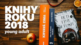 Knihy roku 2018: Young adult literatura