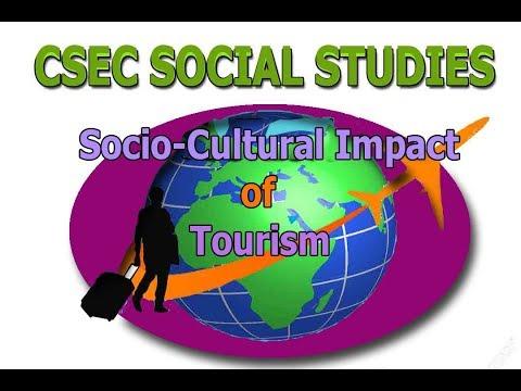 Socio- Cultural Impact Of Tourism