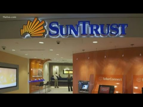 BB&T, SunTrust Bank To Become Truist In Merger