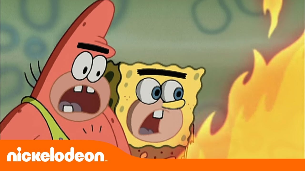 Bob Esponja Descubrimiento Genial Nickelodeon En Español