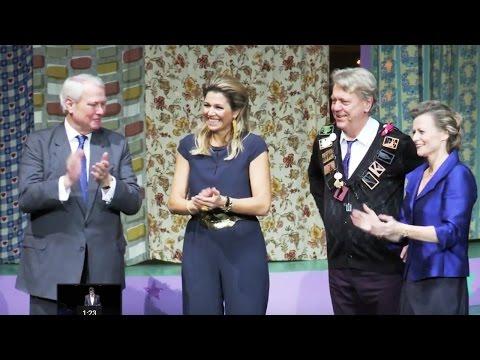 Prins Bernhard Cultuurfonds Prijs voor Johan Simons   Uitreiking 2014