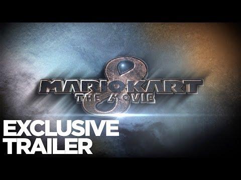 MARIO KART: The Movie - Trailer (2015)