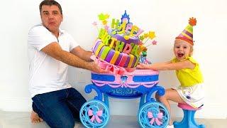 Download Настя перепутала свой день рождения. Mp3 and Videos