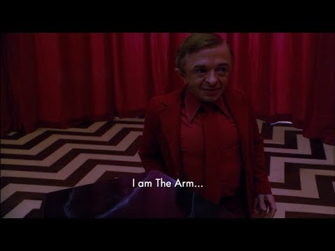 """Download Twin Peaks - Man From Another Place: """"I am the arm and I sound like this..."""""""