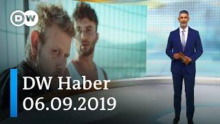 DW Haber: Sanatçılar #Susamam projesini anlatıyor (06.09.2019) - DW Türkçe