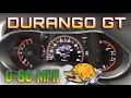 2017 Dodge Durango V6 0-60 MPH