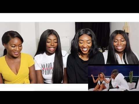 KWESI ARTHUR FT. SHATTA WALE - AFRICAN GIRL (REACTION VIDEO) | JESSICA BENTU