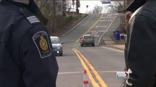 Global National - Crackdown on Quebec border runners