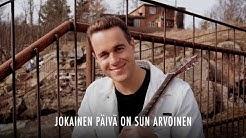 Mikko Harju - Taikavoimia (lyriikkavideo)