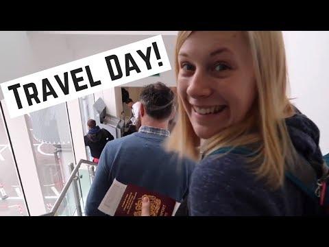Travel Day - Birmingham, England to Phuket, Thailand + ASPIRE Lounge Birmingham Airport