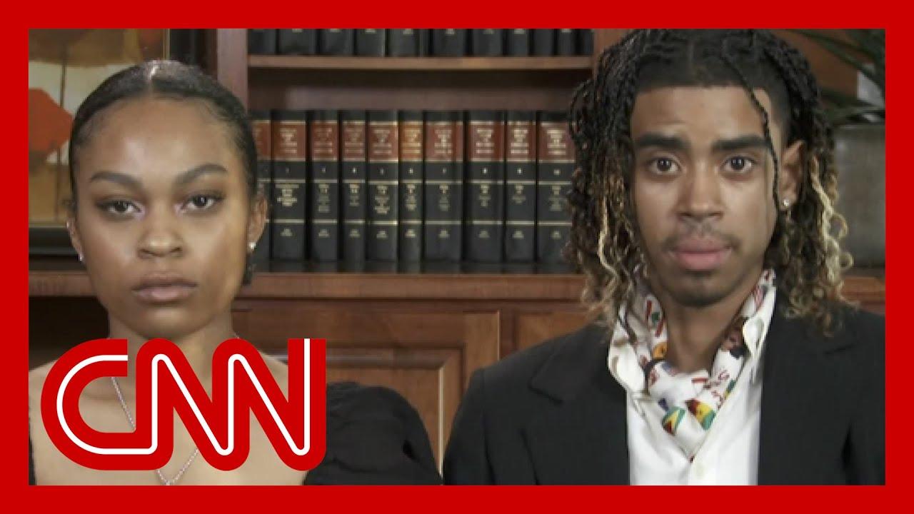 Atlanta student gets emotional describing violent arrest
