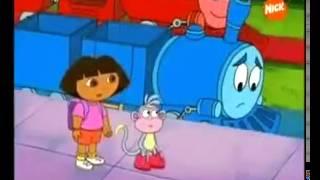 Como son los dibujos de Dora la exploradora