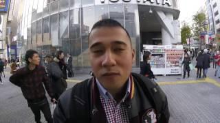 Tokyo Visit: Shibuya and Roppongi