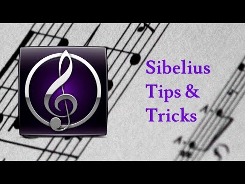 Sibelius 7/8 Tips, Tricks & Shortcuts for a Faster Workflow