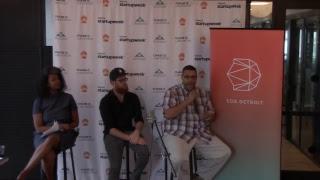 Basics of Blockchain Technology & CryptoCurrency - Crypto Café @ Techstars Detroit Startup Week 2018