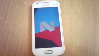 CyanogenMod 14 [CM 14] [Nougat] [Unofficial] on Samsung Galaxy S Duos 2 GT-S7582 Preview