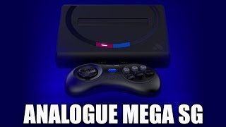 The Analogue Mega Sg Review. A 21st Century Sega Genesis/Mega Drive