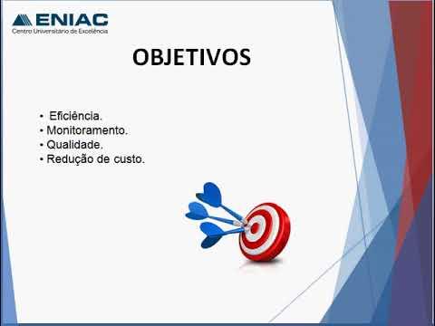 Видео Slides de apresentação de tcc