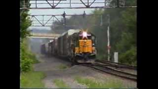 Conrail in Upstate NY 1999 - Part 2