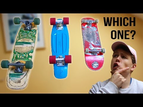 What Type of Board Should You Choose?