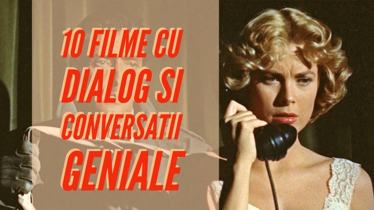10 FILME CU DIALOG SI CONVERSATII GENIALE