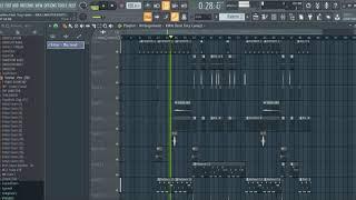 6ix9ine - KIKA Ft.Tory Lanez Instrumental + FLP ( MASTER BEATS ) FL Studio