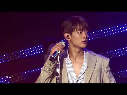 20180630 SHINee Tonight ~2018 THE SHILLA DUTY FREE FAN FESTIVAL With SHINee~ 新羅ペンミ