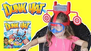 Dunk Hat Game - Who Gets Wet???