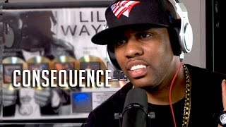 Consequence squashes beef w/ Rosenberg, blames Meek losing on sex w/ Nicki + talks New Music!