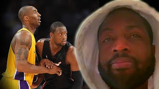 Dwyane Wade Speaks Out About Kobe Bryant in Emotional Video