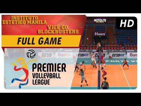 PVL RC Season 2 Men's Division: IEM vs. Vice Co. | Full Game | 3rd Set | May 23, 2018