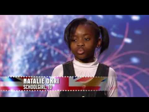 Britain's Got Talent Ep.6  -  Natalie Okri