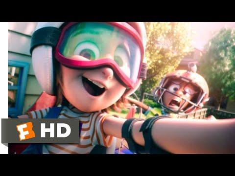 Wonder Park (2019) - Homemade Roller Coaster Scene (2/10)   Movieclips