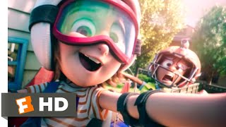 Wonder Park (2019) - Homemade Roller Coaster Scene (2/10) | Movieclips