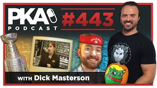 PKA 443 w/ Dick Masterson - Blues Win Stanley Cup, Hilarious Game Crazy Video, Waterpark Throwdown