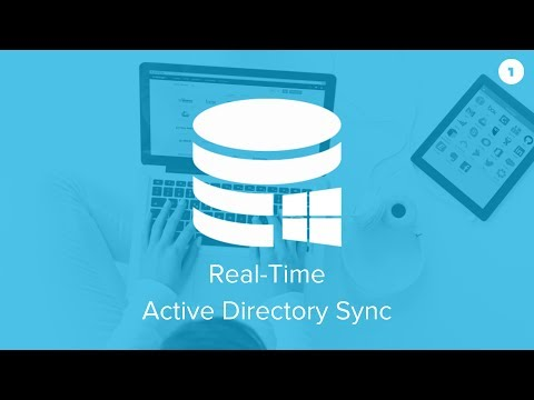 Real-Time Active Directory Sync