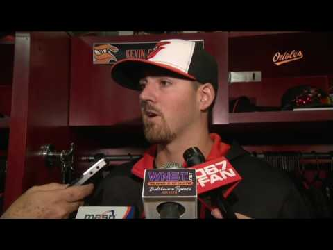 Kevin Gausman after earning win against Yankees