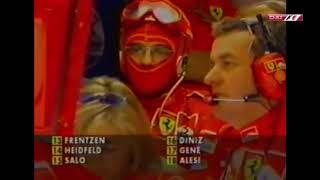F1 GP da Alemanha 2000 - corrida completa