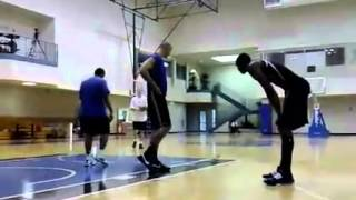Dwight Howard VS Marcin Gortat One on One