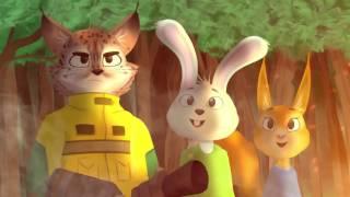 Мультфильм по профилактике лесных пожаров (1 серия)