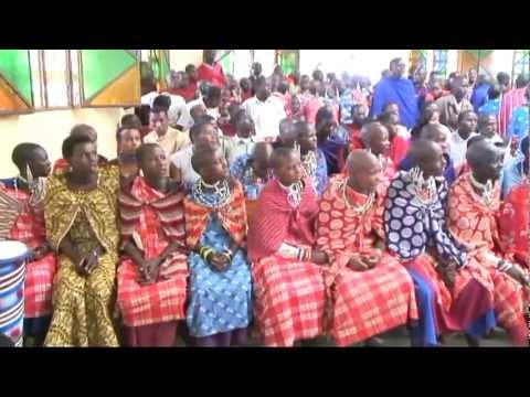 Eucharistic Celebration (Simanjiro Parish, Tanzania)