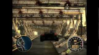 NFS Most Wanted Blacklist 3 Ronnie [w/Pink Slip] [HD]