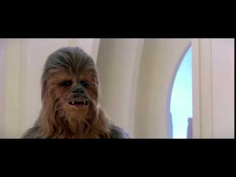 [haiku] Chewbacca Screams in terror