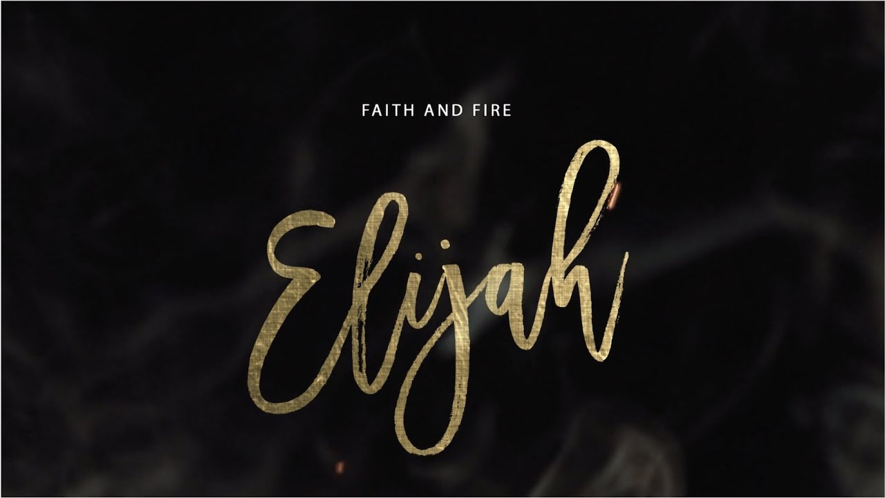 Elijah Bible Study by Priscilla Shirer
