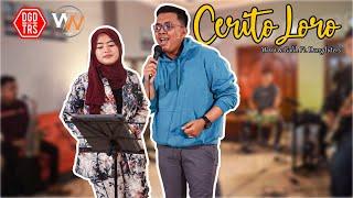Woro Widowati, Galih Wicaksono Ft. Dangduters Band - Cerito Loro (Live Jamming)