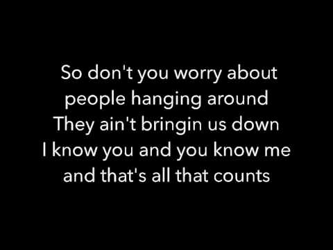 Pussycat Dolls - Stick With You Lyrics