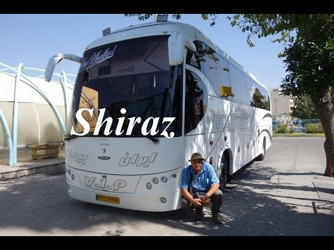 Iran/Shiraz (Street Food & Bus Staion) Part 68