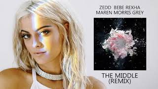 The Middle (REMIX) Zedd, Bebe Rexha, Maren Morris & Grey